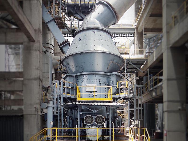 Coal Mill Gypsum Mill Clay Mill Etc Pfeiffer Mps Mills