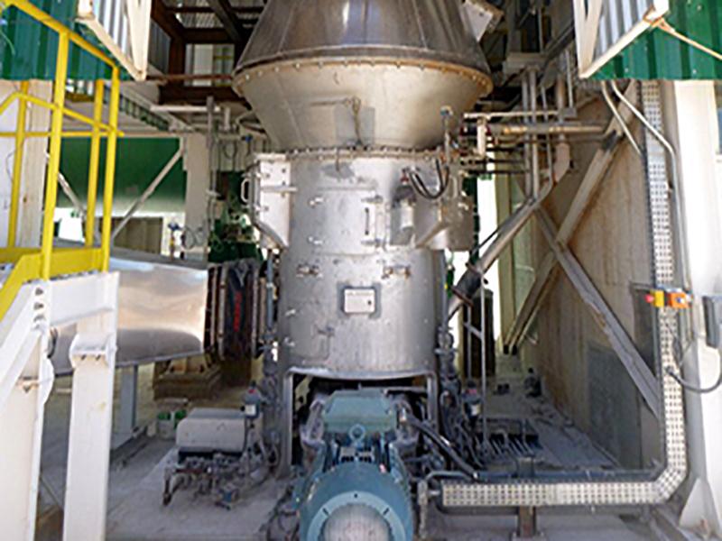Coal mill, gypsum mill, clay mill, etc  | Pfeiffer MPS mills
