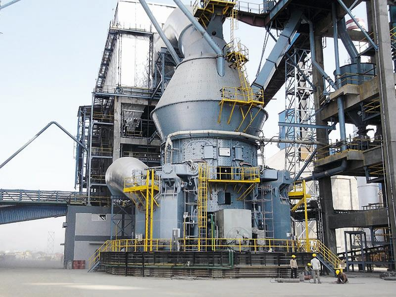 Buildings In A Cement Grinding Mill : Cement mills and raw for small to medium throughput