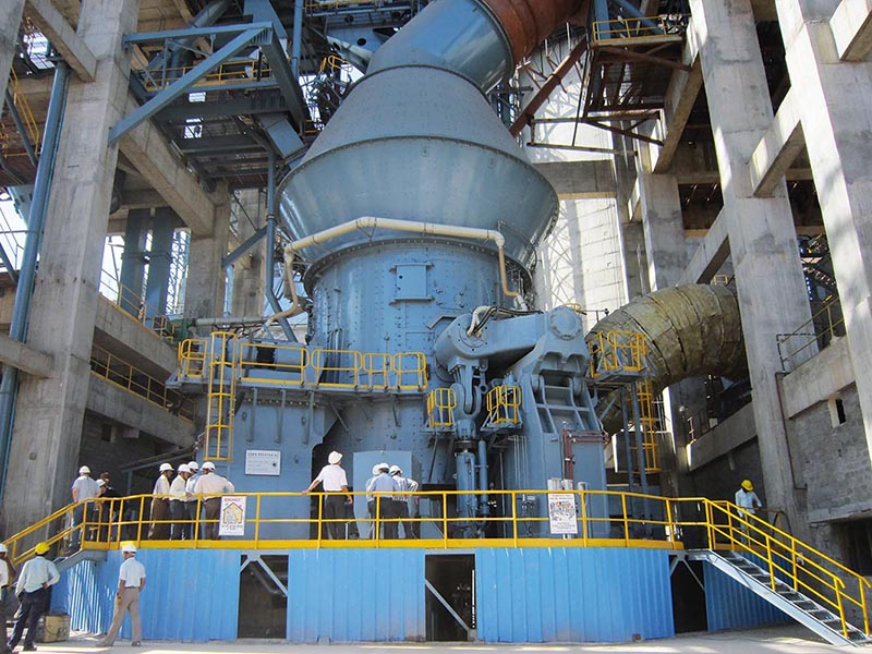 Cement Mill Operation : Cement mills and raw for high throughput rates