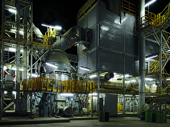 Cement Grinding Plant : Modular grinding plant mill system ready grind